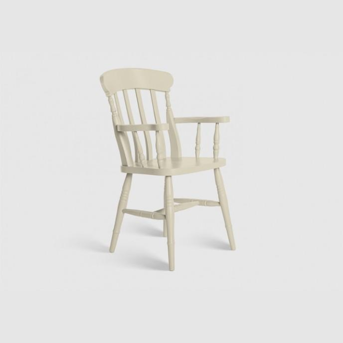 Large captains chair  Fisnish Farrow and Ball