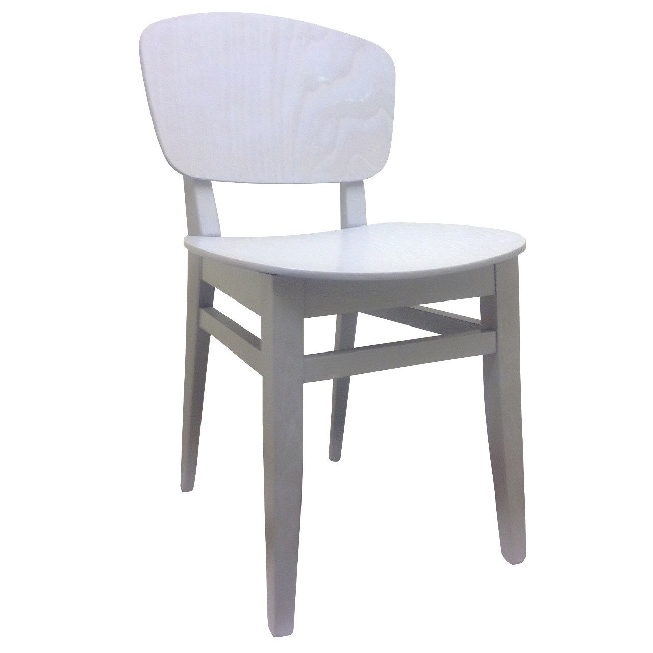 Manorcraft modern bakery chair  Solid rounded comfortable shape