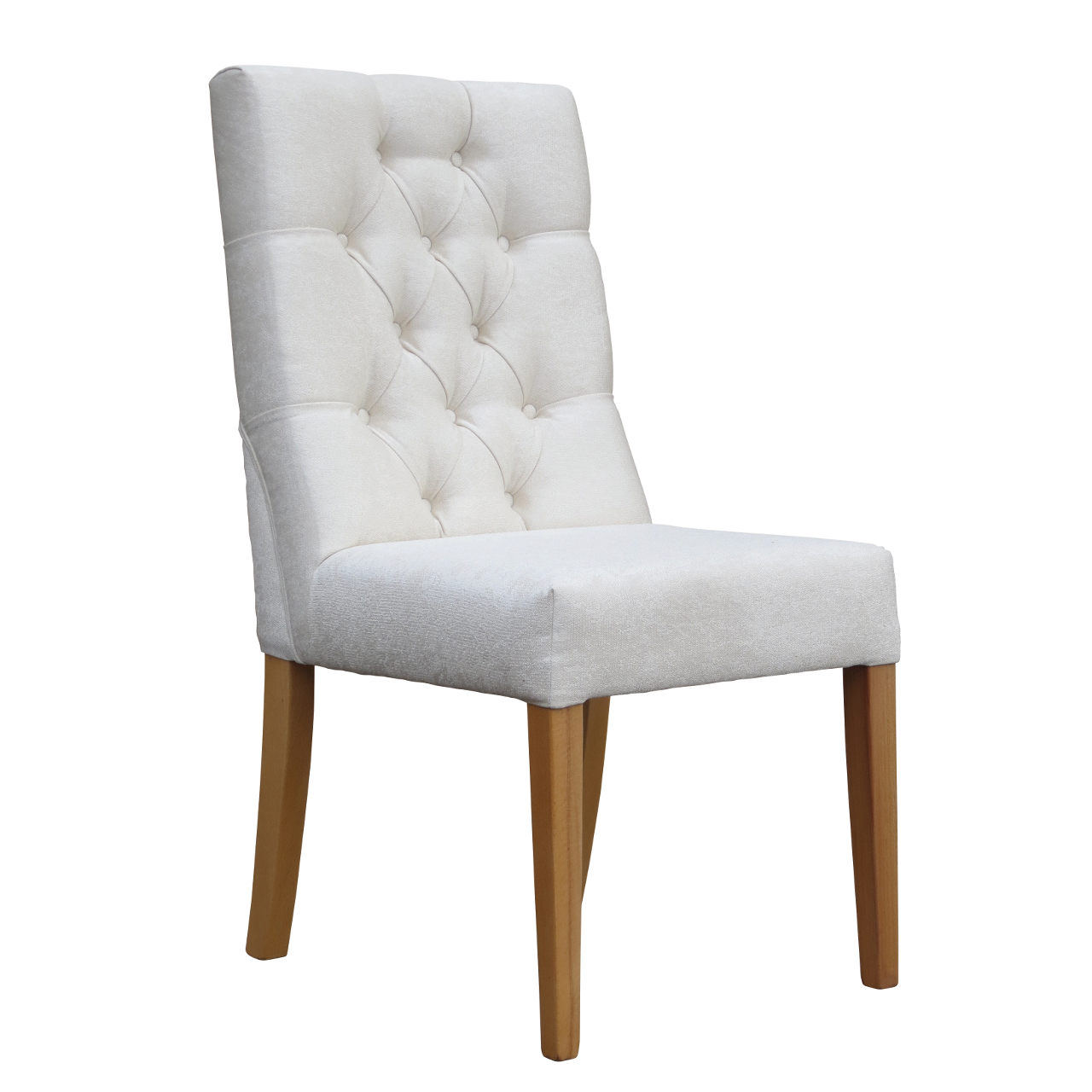 Byron chair Cleo Luxury button back chair, elegant